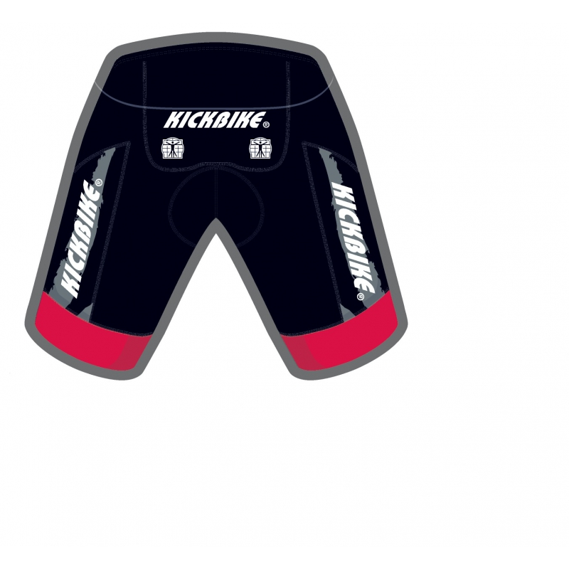 KICKBIKE/ BIORACER BIBSHORT RACE PROVEN MT L