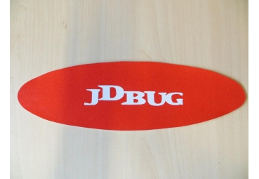 JD BUG  GRIP TAPE LARGE - RED