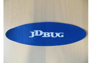 JD BUG  GRIP TAPE LARGE - BLUE