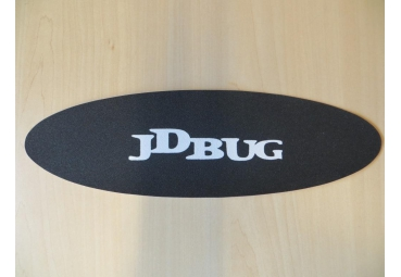JD BUG  GRIP TAPE LARGE - BLACK
