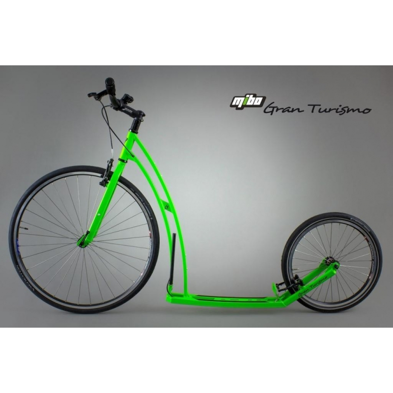 MIBO GT GREEN EXCL. MUDGUARDS