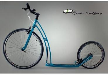 MIBO GT PETROL BLUE EXCL. MUDGUARDS