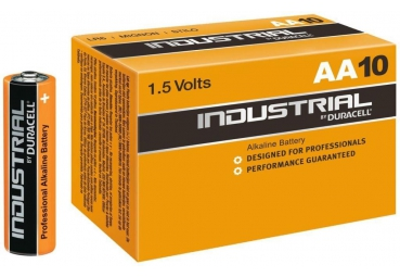 BATTERY INDUSTRIAL BY DURACELL AA