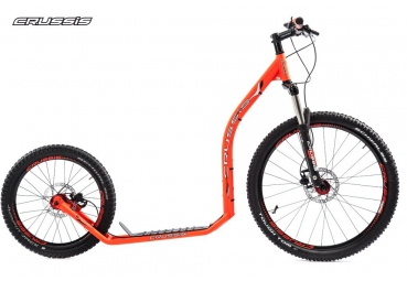 CRUSSIS CROSS 6.1 ORANGE 26/20 HD