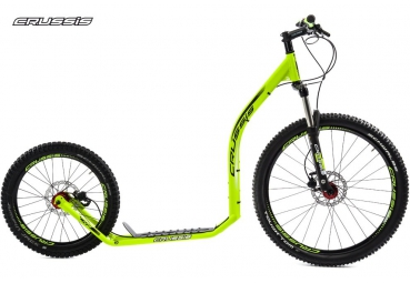 CRUSSIS CROSS 6.2 GREEN 26/20 HD