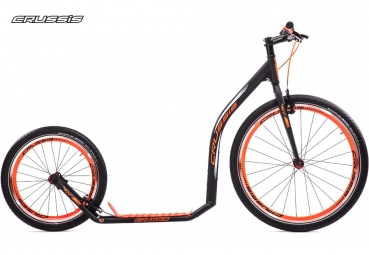 CRUSSIS URBAN 4.3 BLACK/ORANGE 26/20