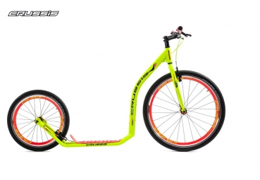 CRUSSIS URBAN 4.4 NEON GREEN 26/20