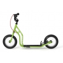 YEDOO NEW MAU GREEN SCOOTER