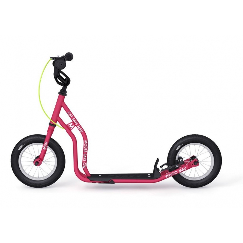 YEDOO NEW MAU PINK SCOOTER