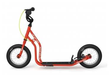 YEDOO NEW MAU RED SCOOTER