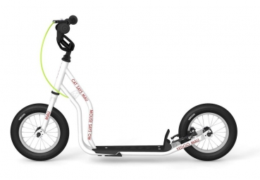 YEDOO NEW MAU WHITE SCOOTER