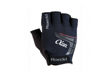 ROECKL ALPHA GLOVES HALF FINGER SIZE 10