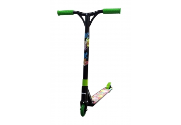 JD BUG FREESTYLE MS118BMX BLACK GREEN