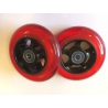 JD BUG WHEELSET 100 MM BLACK-RED