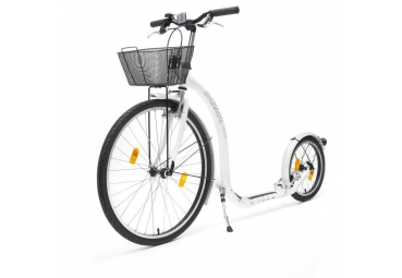 KICKBIKE CITY G4 WHITE