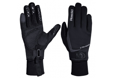 ROECKL VERBIER WINTER GLOVES SIZE 12
