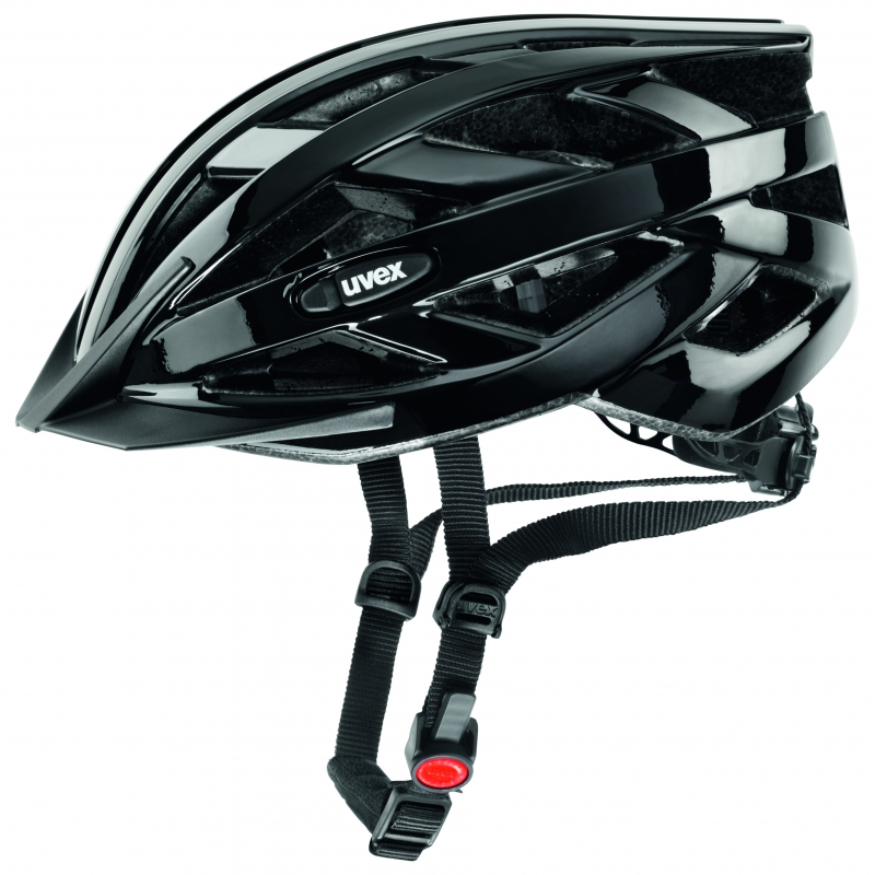 UVEX HELMET I-VO BLACK MEDIUM/LARGE