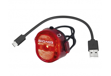 SIGMA REAR LIGHT - NUGGET 2 FLASH USB