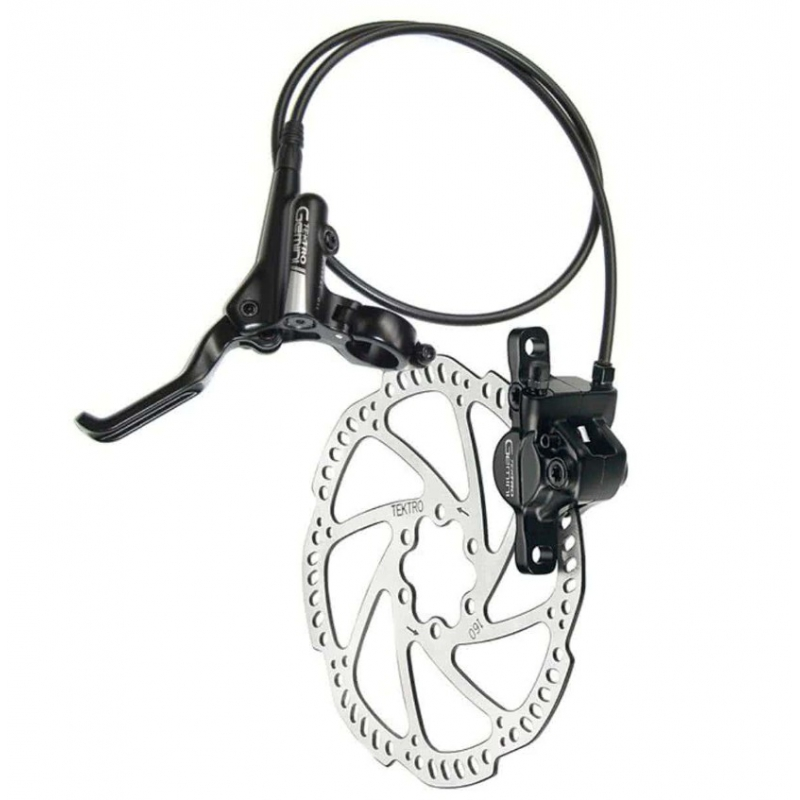 KICKBIKE HYDRAULIC DISC BRAKE SET (FRONT)