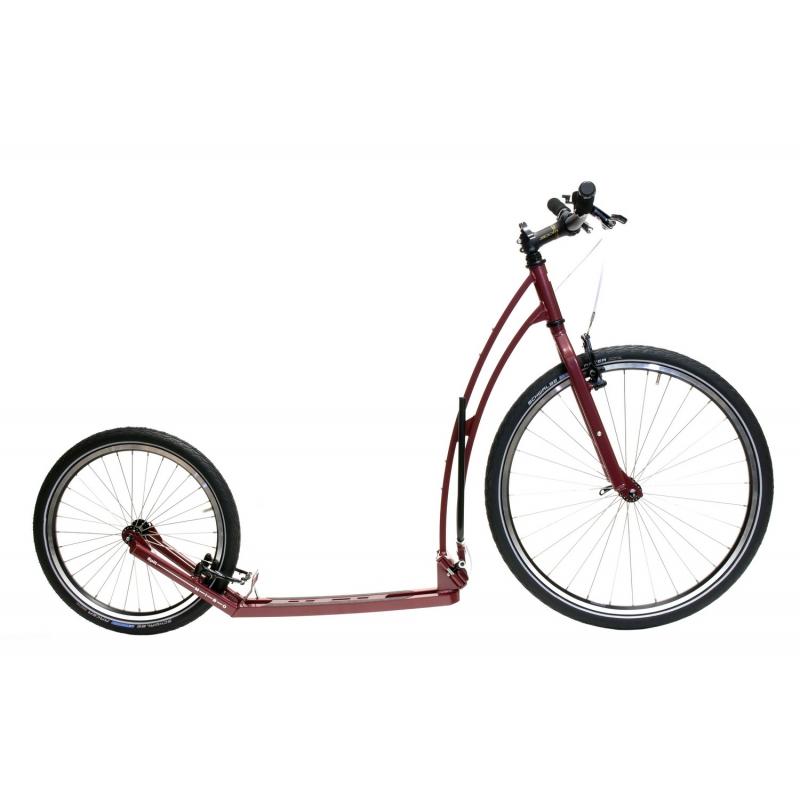 MIBO GT SPLIT RED