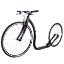 KICKBIKE RACE MAX 28/28 BLACK LIMITED