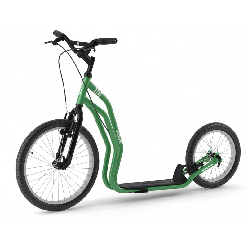 NEW - YEDOO 'FOUR 20/16' GREEN