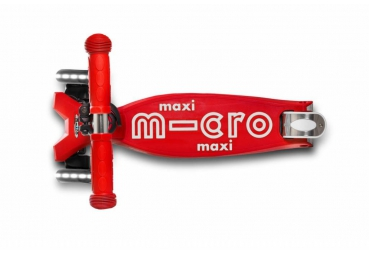 MICRO MAXI DELUXE RED LED