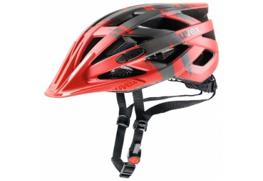 UVEX HELMET  I-VO CC RED MEDIUM/LARGE