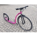 KICKBIKE SPORT G4 PINK RIBBON - LIMITED EDITION
