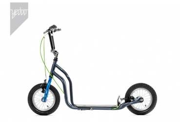 YEDOO OX GREY-BLUE SCOOTER