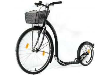 KICKBIKE CITY G4 BLACK