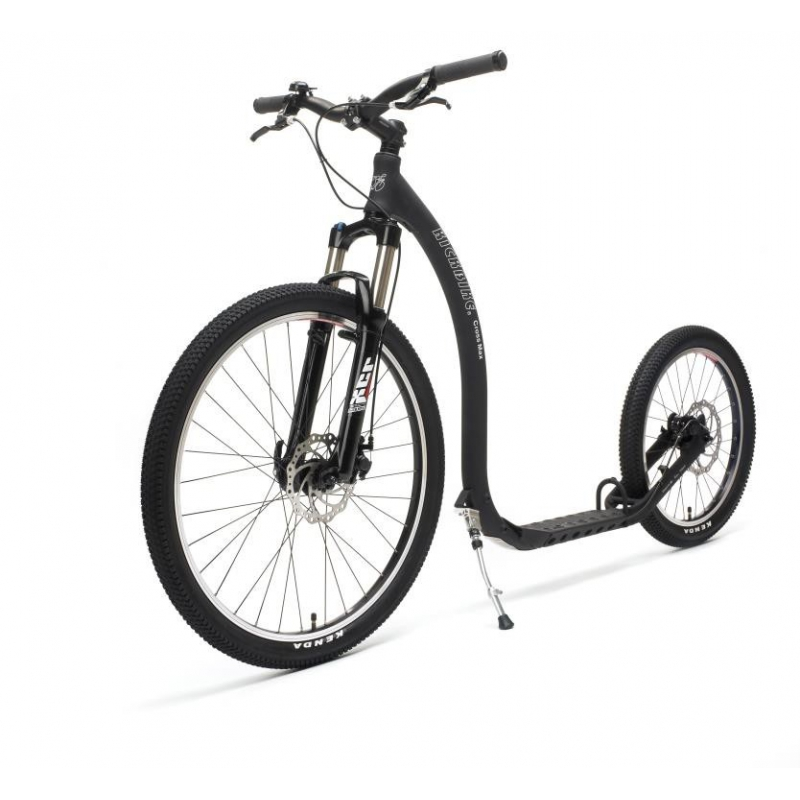 KICKBIKE CROSS MAX 20D+ MATT BLACK