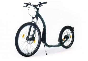 KICKBIKE CROSS MAX 20HD+ RACING GREEN (HYDRAULIC)