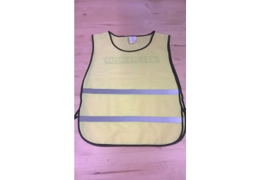 SAFETY VEST YELLOW - STEPSHOP